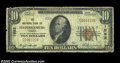 National Bank Notes:Virginia, Fredericksburg, VA - $10 1929 Ty. 1 The NB of ...