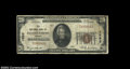 National Bank Notes:Virginia, Fredericksburg, VA - $20 1929 Ty. 1 The NB of ...