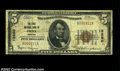 National Bank Notes:Virginia, Fries, VA - $5 1929 Ty. 1 The First NB Ch. # 12290...