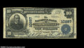 National Bank Notes:Virginia, Gordonsville, VA - $10 1902 Plain Back Fr. 628 The NB of ...