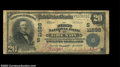 National Bank Notes:Virginia, Grundy, VA - $20 1902 Plain Back Fr. 659 The First NB ...