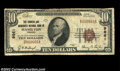 National Bank Notes:Virginia, Hamilton, VA - $10 1929 Ty. 1 The Farmers & Merchants NB...