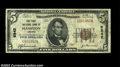 National Bank Notes:Virginia, Hampton, VA - $5 1929 Ty. 1 The First NB Ch. # 6842