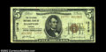 National Bank Notes:Virginia, Hampton, VA - $5 1929 Ty. 2 The Citizens NB Ch. # ...