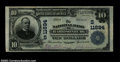 National Bank Notes:Virginia, Harrisonburg, VA - $10 1902 Plain Back Fr. 633 The NB of ...