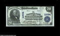National Bank Notes:Virginia, Harrisonburg, VA - $20 1902 Plain Back Fr. 659 The NB of ...