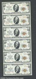 National Bank Notes:Virginia, Herndon, VA - $10 1929 Ty. 2 The NB of Herndon Ch. # ...
