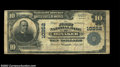 National Bank Notes:Virginia, Honaker, VA - $10 1902 Plain Back Fr. 628 The First NB ...