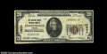 National Bank Notes:Virginia, Independence, VA - $20 1929 Ty. 1 The Grayson County NB...