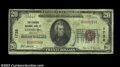 National Bank Notes:Virginia, Leesburg, VA - $20 1929 Ty. 1 The Loudoun NB Ch. # ...