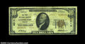 National Bank Notes:Virginia, Lexington, VA - $10 1929 Ty. 2 The First NB Ch. # 4314...