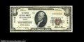 National Bank Notes:Virginia, Lexington, VA - $10 1929 Ty. 1 The Peoples NB Ch. # ...