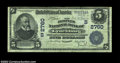 National Bank Notes:Virginia, Lynchburg, VA - $5 1902 Date Back Fr. 590 The Peoples NB...