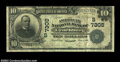 National Bank Notes:Virginia, Lynchburg, VA - $10 1902 Date Back Fr. 616 The American ...