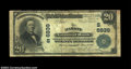 National Bank Notes:Virginia, Marion, VA - $20 1902 Plain Back Fr. 650 The Marion NB ...