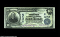 National Bank Notes:Virginia, Marion, VA - $10 1902 Plain Back Fr. 633 The Peoples NB...