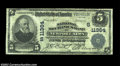 National Bank Notes:Virginia, Newport News, VA - $5 1902 Plain Back Fr. 606 The ...