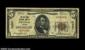 National Bank Notes:Virginia, Phoebus, VA - $5 1929 Ty. 1 The Old Point NB Ch. # ...