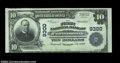 National Bank Notes:Virginia, Portsmouth, VA - $10 1902 Plain Back Fr. 626 The First ...