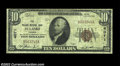 National Bank Notes:Virginia, Pulaski, VA - $10 1929 Ty. 1 The Pulaski NB Ch. # 4071...