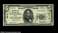 National Bank Notes:Virginia, Purcellville, VA - $5 1929 Ty. 1 The Purcellville NB ...