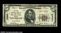 National Bank Notes:Virginia, Richlands, VA - $5 1929 Ty. 1 The First NB Ch. # 10850...