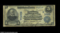 National Bank Notes:Virginia, Richmond, VA - $5 1902 Date Back Fr. 591 The Planters NB...