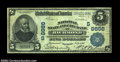 National Bank Notes:Virginia, Richmond, VA - $5 1902 Date Back Fr. 593 National State ...