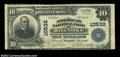 National Bank Notes:Virginia, Roanoke, VA - $20 1902 Plain Back Fr. 657 The American ...
