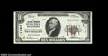 National Bank Notes:Virginia, Roanoke, VA - $10 1929 Ty. 1 The Colonial-American NB ...
