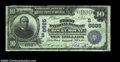 National Bank Notes:Virginia, Rocky Mount, VA - $10 1902 Plain Back Fr. 624 The First ...