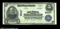 National Bank Notes:Virginia, Saint Paul, VA - $5 1902 Plain Back Fr. 600 St. Paul NB...