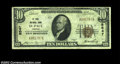 National Bank Notes:Virginia, Saint Paul, VA - $10 1929 Ty. 1 St. Paul NB Ch. # 8547...