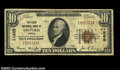 National Bank Notes:Virginia, Saltville, VA - $10 1929 Ty. 1 The First NB Ch. # ...