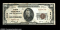 National Bank Notes:Virginia, South Boston, VA - $20 1929 Ty. 1 The Boston NB Ch. # ...