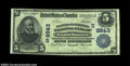 National Bank Notes:Virginia, South Boston, VA - $5 1902 Date Back Fr. 592 Planters & ...