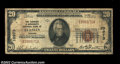 National Bank Notes:Virginia, Stanley, VA - $20 1929 Ty. 1 The Farmers & Merchants NB...