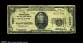 National Bank Notes:Virginia, Staunton, VA - $20 1929 Ty. 1 The Staunton NB & TC Ch. ...