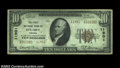 National Bank Notes:Virginia, Stuart, VA - $10 1929 Ty. 2 The First NB Ch. # 11901...