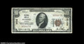 National Bank Notes:Virginia, Suffolk, VA - $10 1929 Ty. 1 NB of Suffolk Ch. # 9733...
