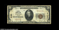 National Bank Notes:Virginia, Tazewell, VA - $20 1929 Ty. 1 Tazewell NB Ch. # 6123...