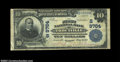 National Bank Notes:Virginia, Troutville, VA - $10 1902 Plain Back Fr. 627 The First ...