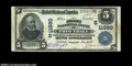 National Bank Notes:Virginia, Troutdale, VA - $5 1902 Plain Back Fr. 608 The First NB...