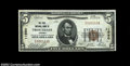 National Bank Notes:Virginia, Troutdale, VA - $5 1929 Ty. 1 The First NB Ch. # 11990...