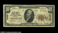 National Bank Notes:Virginia, Wytheville, VA - $10 1929 Ty. 2 Wythe County NB Ch. # ...