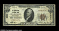 National Bank Notes:West Virginia, Charleston, WV - $10 1929 Ty. 1 Charleston NB Ch. # ...