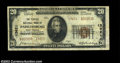 National Bank Notes:West Virginia, Parkersburg, WV - $20 1929 Ty. 2 Peoples NB Ch. # ...