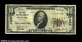 National Bank Notes:Wisconsin, Bangor, WI - $10 1929 Ty. 1 The First NB Ch. # 13202...