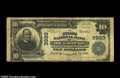 National Bank Notes:Wyoming, Rock Springs, WY - $10 1902 Plain Back Fr. 626 The First ...