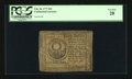 Colonial Notes:Continental Congress Issues, Continental Currency February 26, 1777 $30 PCGS Very Fine 20....